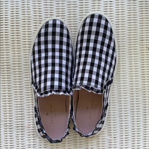 Kate Spade boat shoes